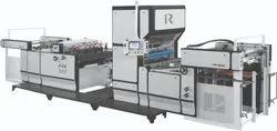 Fully Automatic Film Lamination Machine, 60 Kw, For Industrial