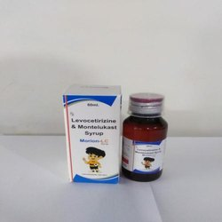 Levocetirizine & Montelukast Syrup.