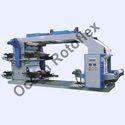 High Speed Flexo Graphic Printing Machine