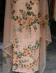 Hand Painted Silk Suits