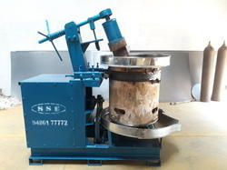 Semi Automatic Wooden Ghani Machine
