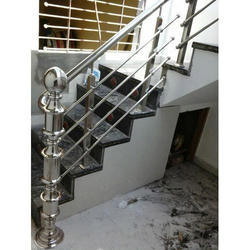 Steel Railing, Application :Automobile And Oil Gas Industry