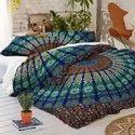 Indian Coton Mandala Bedsheets