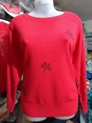 Girls Fancy Designer Knitting Top