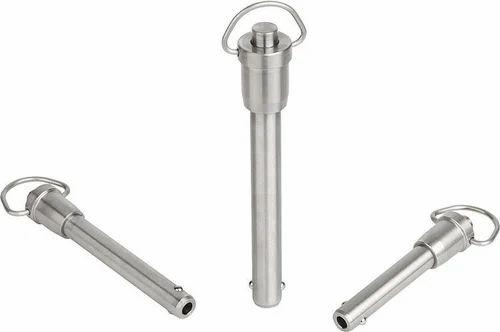 MC Master Pin Head Ball Lock Pin, Size: 5mm To 16mm, Rs 400 /piece   ID:  16664748830