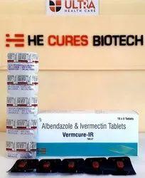 Albendazole 400 Mg ivermectin 6mg Tablet