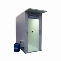 Disinfection/Sanitization Tunnel Chamber