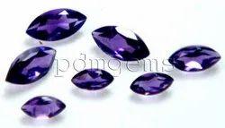Amethyst Faceted Lot Gemstone