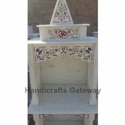 Marble Inlay Temple