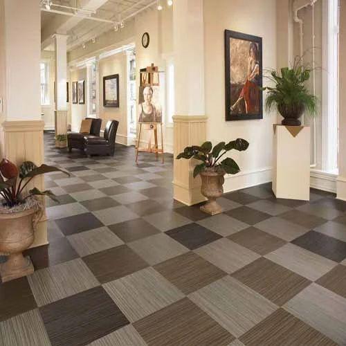 Vinyl Carpet Flooring India: PVC Carpet Vinyl Flooring, Polyvinyl Chloride Floorings