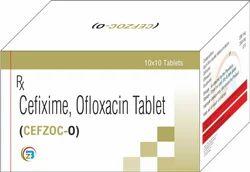 Cefixime Ofloxacin Tab