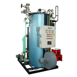 Oil Fired Three Pass Thermic Fluid Heater