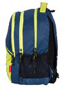 Navy Blue Large School Bag