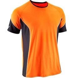Men's Polyester Sports T-Shirt