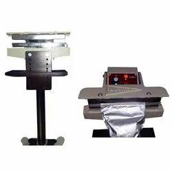 Direct Heat Foot Sealing Machine