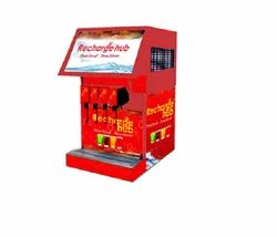4   2 Mini Cool Soda Fountain Machine