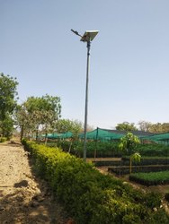 9 Watt Integrated Solar Street Light