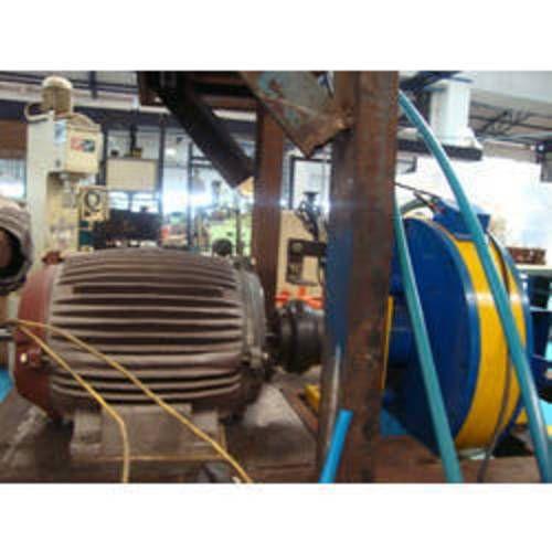 Motor test dynamometer motor test rig chitalsar manpada for Dynamometer for motor testing