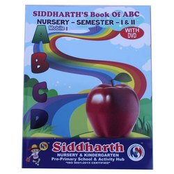2 To 5 Age Group Ravi Puncholi ABC Nursery Book
