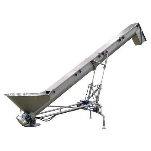 Vertical Screw Conveyor Machine