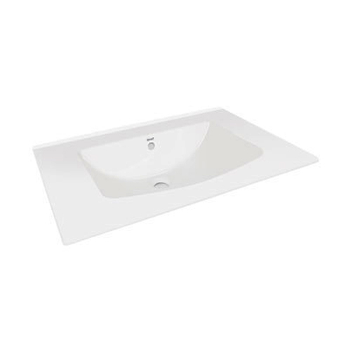 White Counter Top Wash Basin