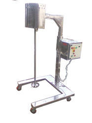 High Speed Dissolver Stirrer Machine