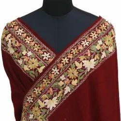 Kashmiri Ladies Woolen Shawls