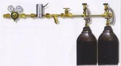 Simplex Gas Manifold