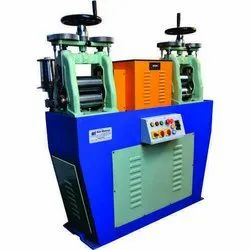 Double Head Heavy Duty Wire & Sheet Rolling Machine