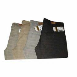 Casual Crave Mens Plain Cotton Trouser