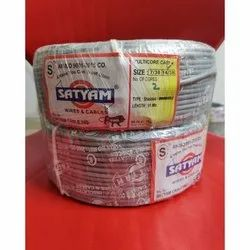 Satyam Multicore Cable