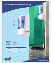 HAND SANITIZER BUCKET S213