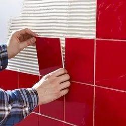 Wall Tiles fixing