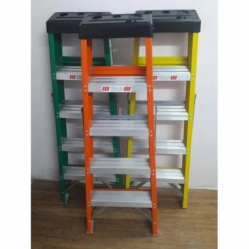 Manufacturer Of Fiberglass Self Supported Ladder