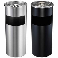 Stainless Steel Heavy Duty Dustbin