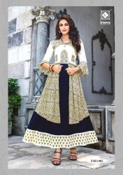Fancy Long Summer Collection Kurtis