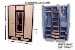 Maharaja Dressing Almirah, Size : 78 *54