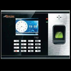 Real Time 3000 Biometric Attendance Machine , T52