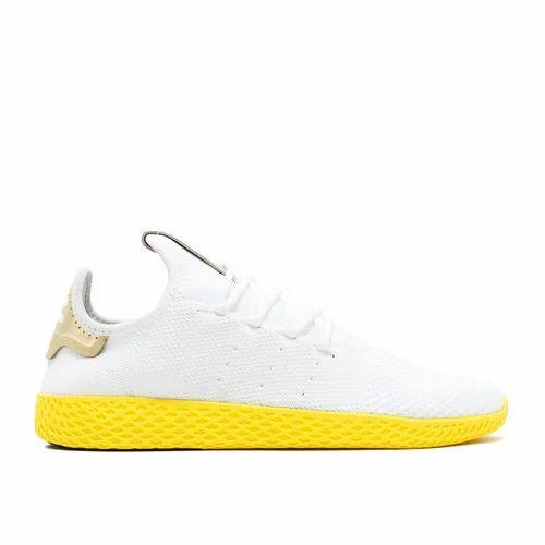 Yellow Adidas Mens Shoe, Size: 41-45