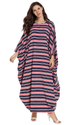 Printed Soft Rayon Indian Kaftan For Women