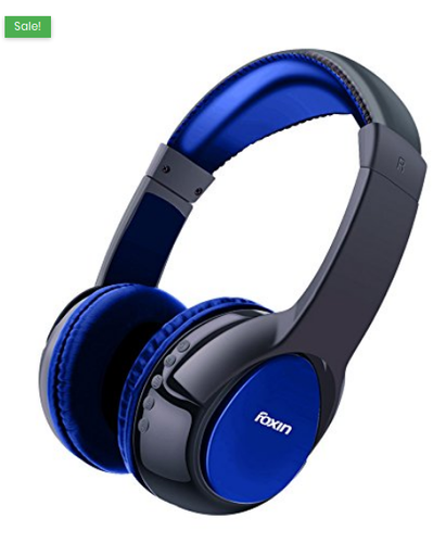 Foxin Fhm 405 Bt Over Ear Wireless Bluetooth Headphones With Mic Blue And Black At Rs 799 Piece Hp Petrol Pump South 24 Parganas Id 20756552130