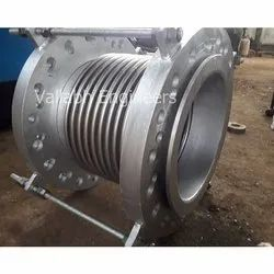 Round Stainless Steel Bellows