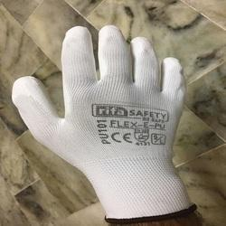 PU Safety Hand Gloves