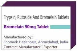 Bromelain 90 mg Tablet
