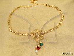Polki Jewellery Kamar Patta