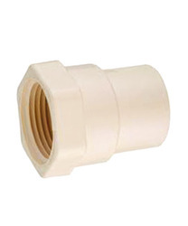 CPVC Female Threaded Brass Elbow