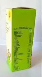 Antioxidant, Amino Acid & Multiminerals Syrup