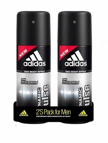 53d4dcae9cff Adidas Dynamic Pulse Deodorant Fragrance Body Spray For Men Pack Of ...