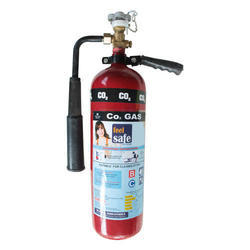 CO2 Trolley Mounted Fire Extinguishers