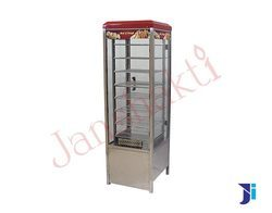 8 Jali SS Food Warmer